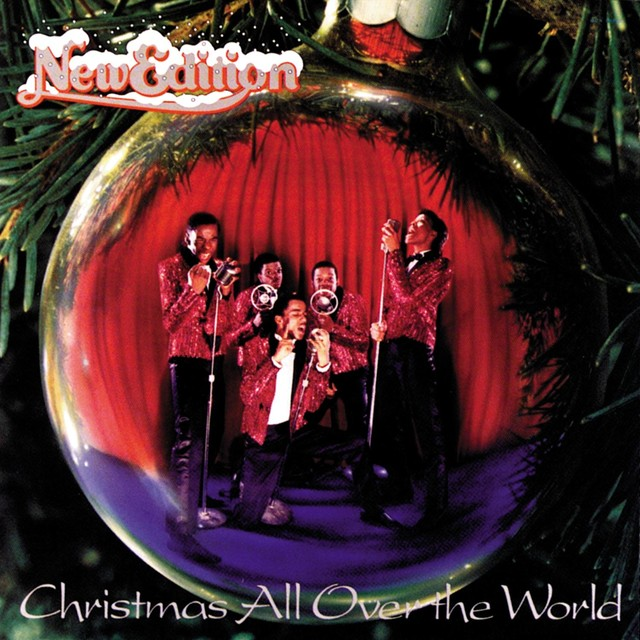 New Edition - The Joy Of Christmas Testo | AzTesti