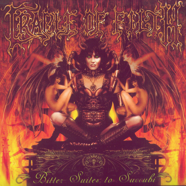 cradle of filth scorched earth erotica № 203785